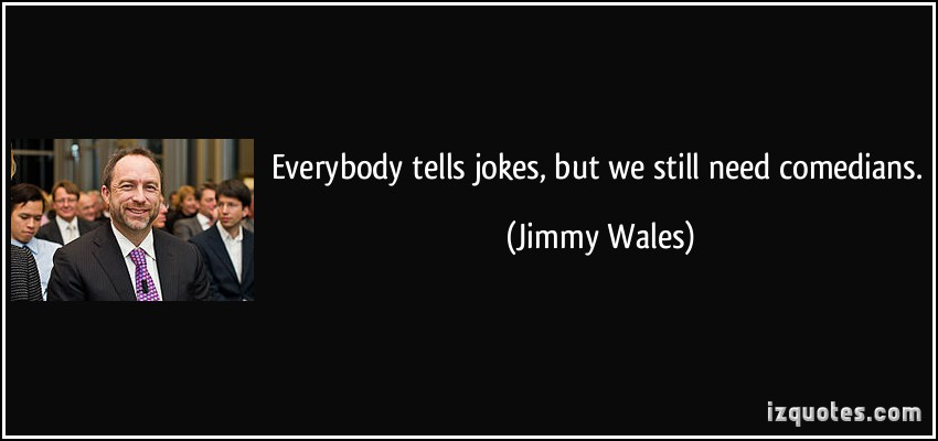 Jimmy Wales's quote #3