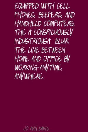 Jo Ann Davis's quote #3