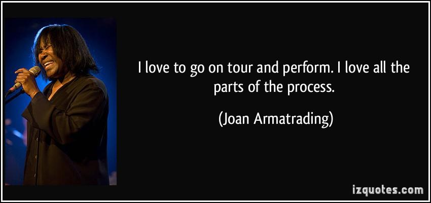 Joan Armatrading's quote #6