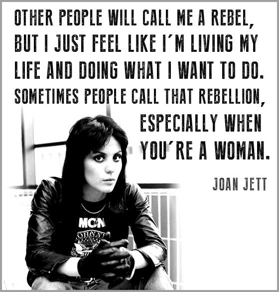 Joan Jett's quote #5