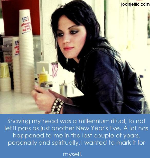 Joan Jett's quote #8
