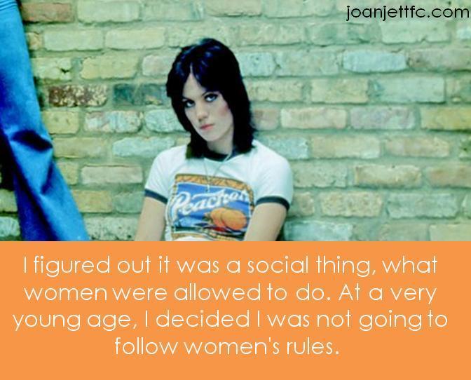 Joan Jett's quote #4
