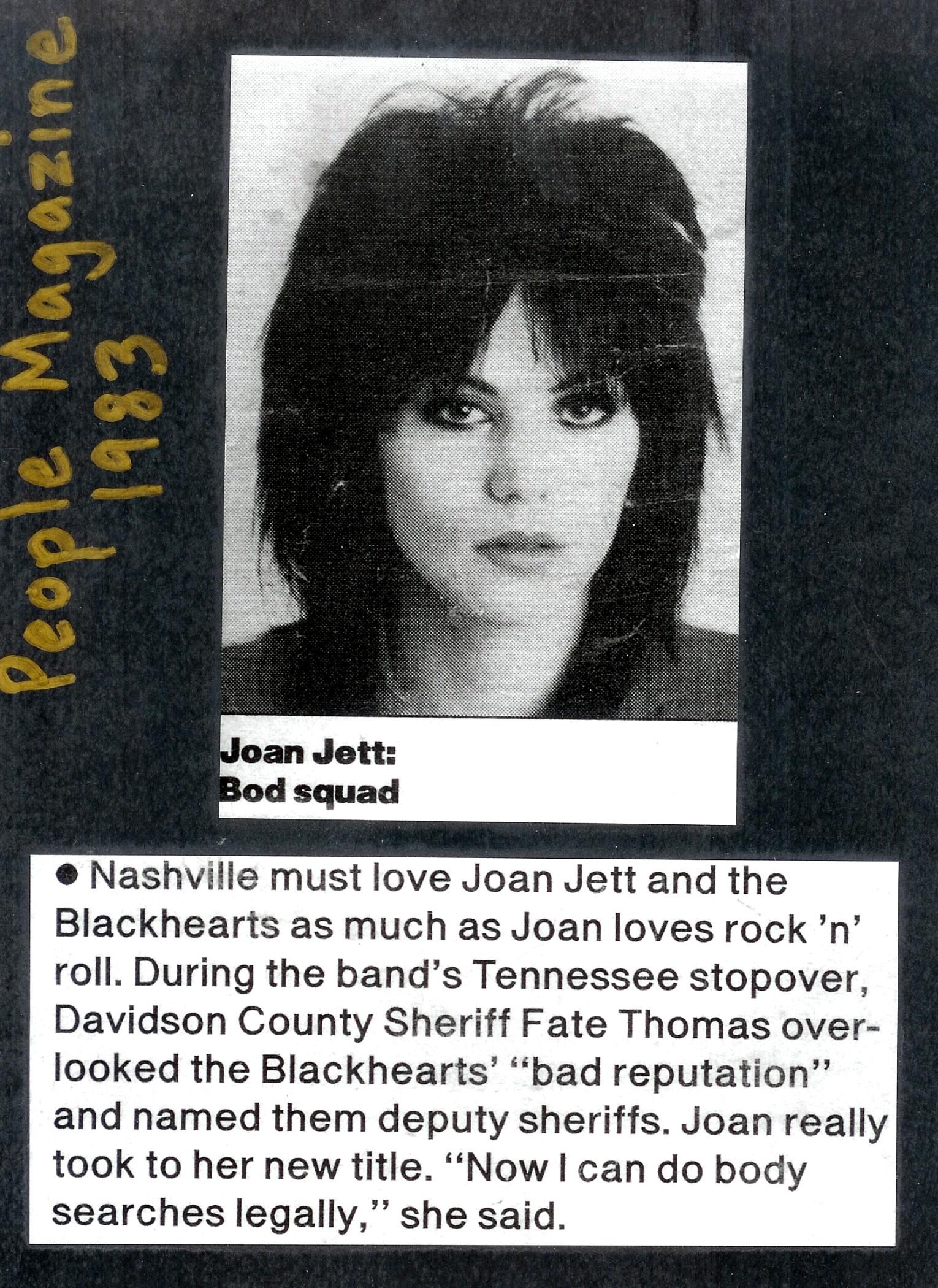 Joan Jett's quote #7