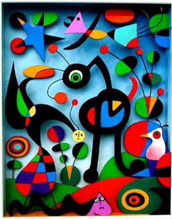 Joan Miro's quote #1