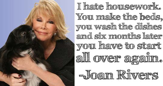 Joan Rivers's quote #1