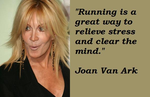 Joan Van Ark's quote #1