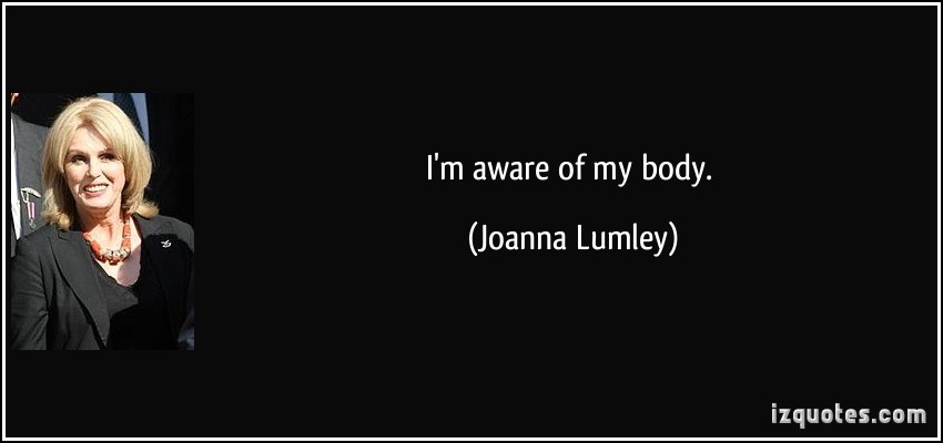 Joanna Lumley's quote #6