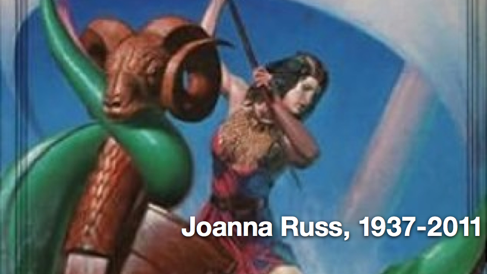 Joanna Russ's quote #1