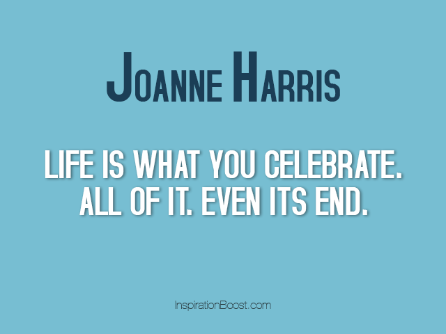 Joanne Harris's quote #6