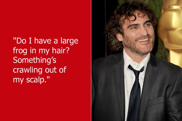 Joaquin Phoenix's quote #1