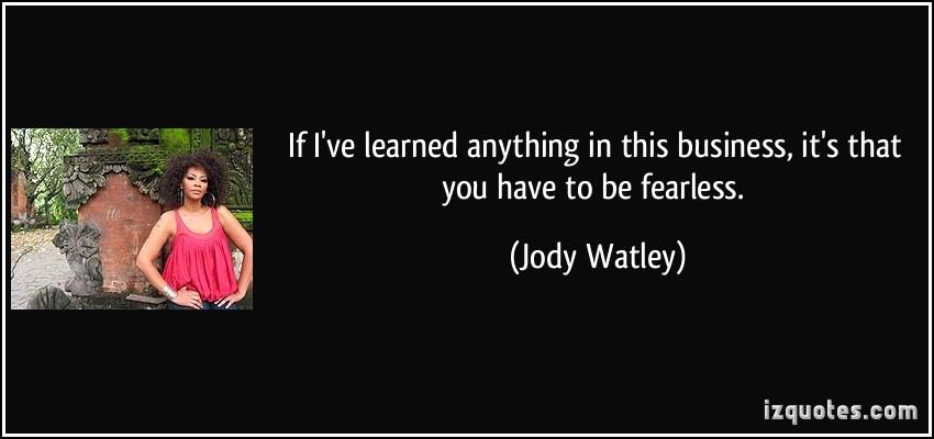 Jody Watley's quote #4