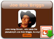 Joe Bob Briggs's quote #4