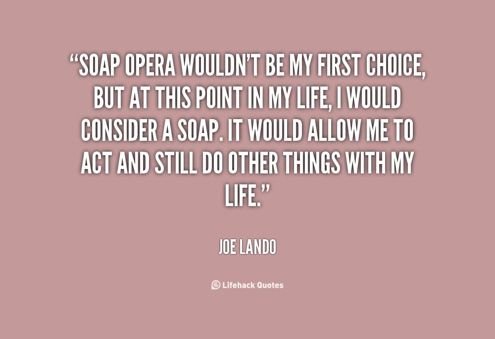 Joe Lando's quote #3
