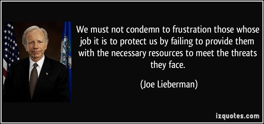 Joe Lieberman's quote #4
