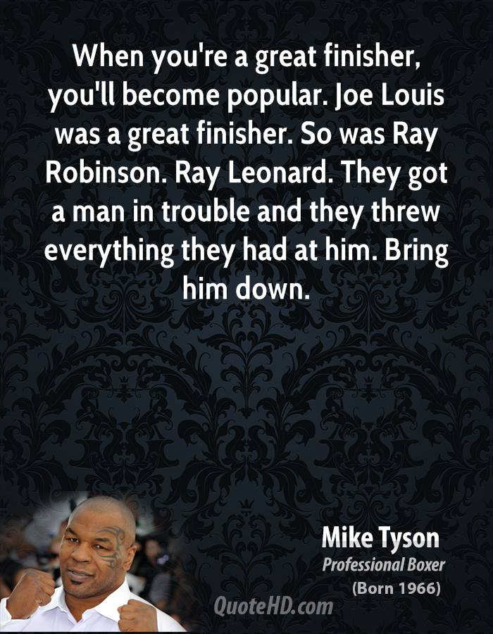 Joe Louis quote #2