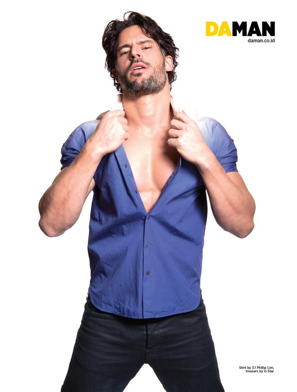 Joe Manganiello's quote #7