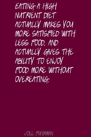 Joel Fuhrman's quote #6