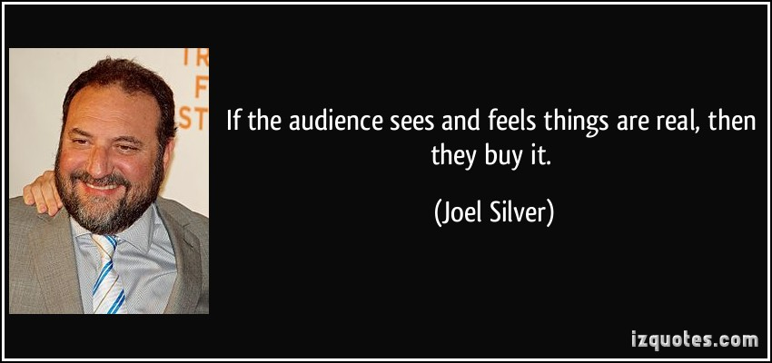 Joel Silver's quote #1