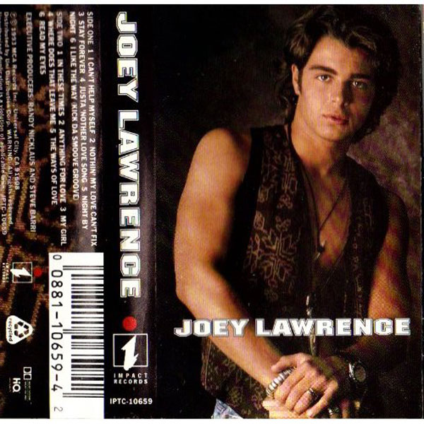 Joey Lawrence's quote #2