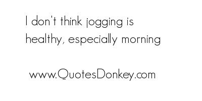 Jog quote #1