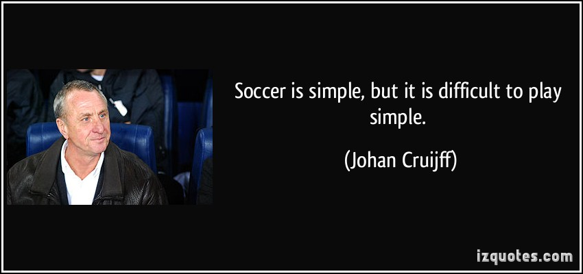 Johan Cruijff's quote #5