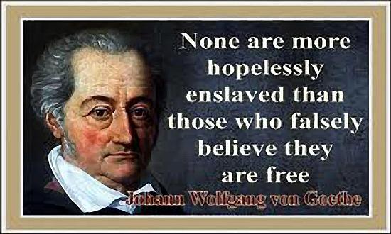 Johann Wolfgang von Goethe's quote #1