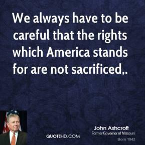 John Ashcroft's quote #2