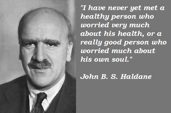 John B. S. Haldane's quote #6