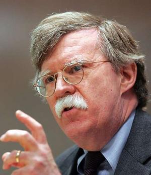 John Bolton's quote #1