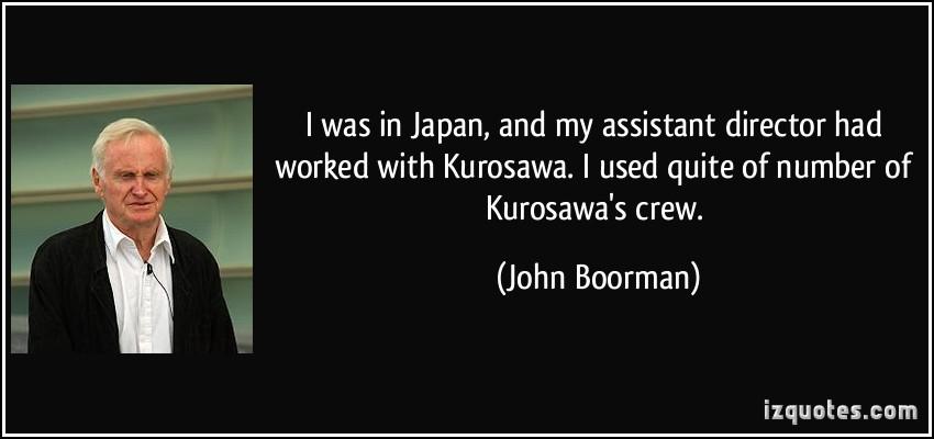 John Boorman's quote #2
