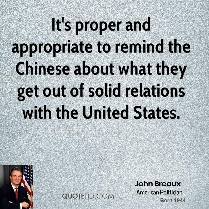 John Breaux's quote #3