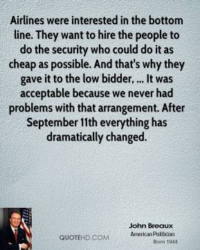John Breaux's quote