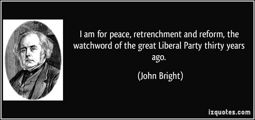 John Bright's quote #1