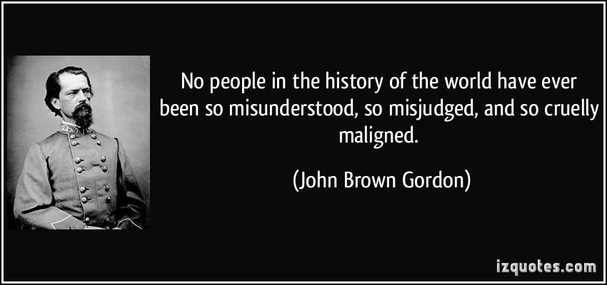 John Brown Gordon's quote #1