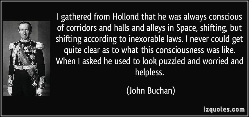 John Buchan's quote #2