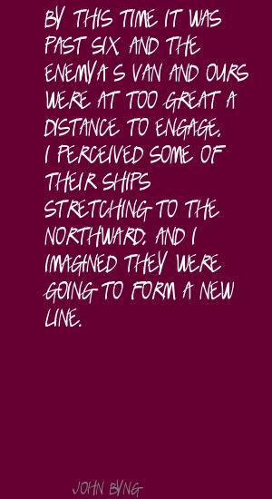John Byng's quote #1