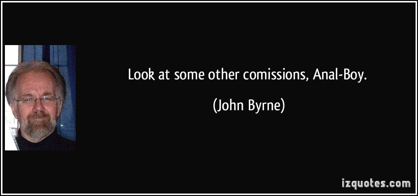 John Byrne's quote #3