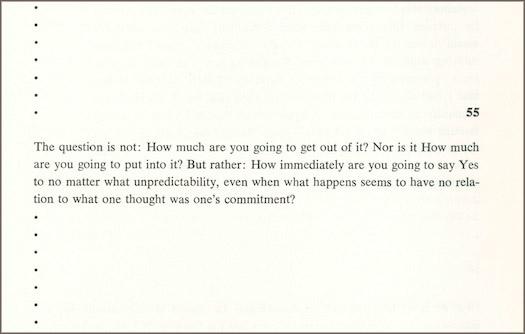 John Cage's quote #5