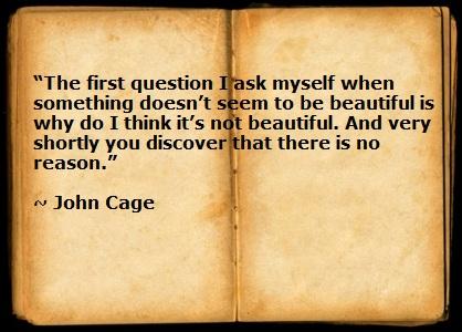 John Cage's quote #7