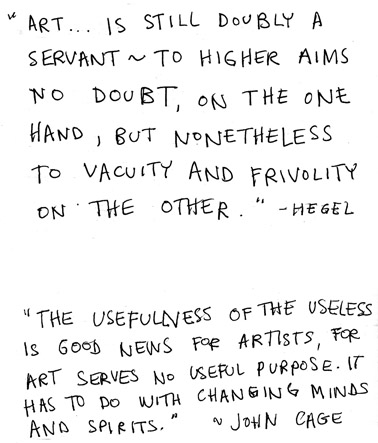 John Cage's quote #2