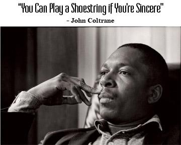 John Coltrane's quote #2
