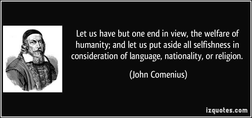 john comenius