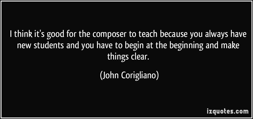 John Corigliano's quote #7