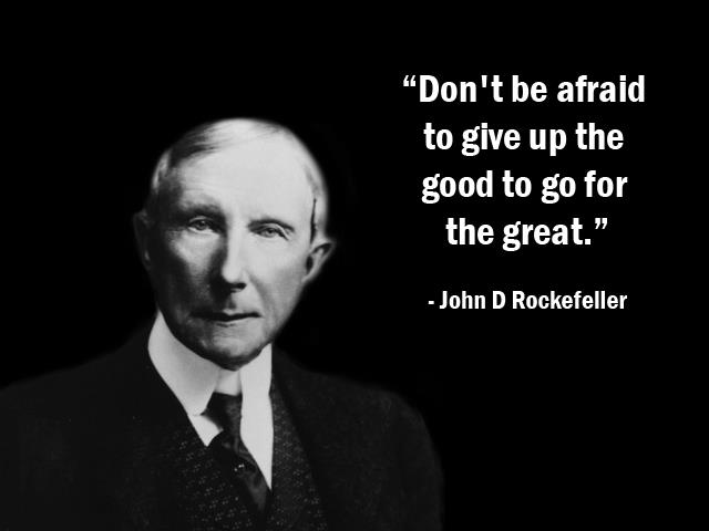 John D. Rockefeller's quote #4