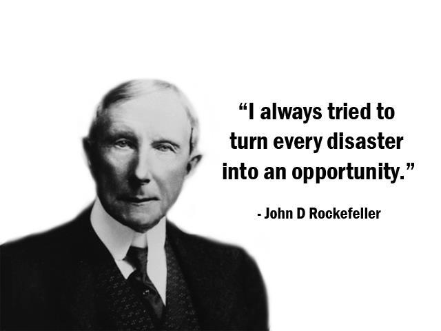 John D. Rockefeller's quote #5