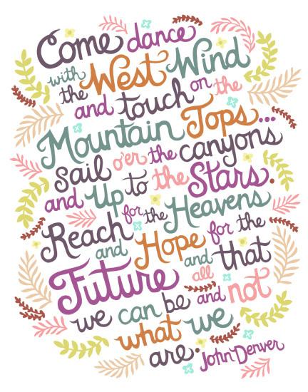 John Denver's quote #1