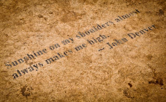 John Denver's quote #2