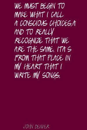 John Denver's quote #6