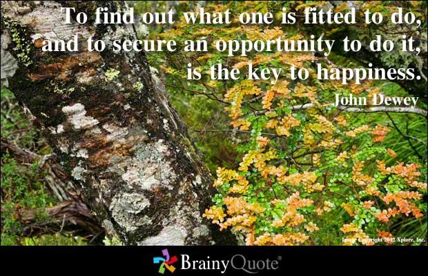 John Dewey's quote #7