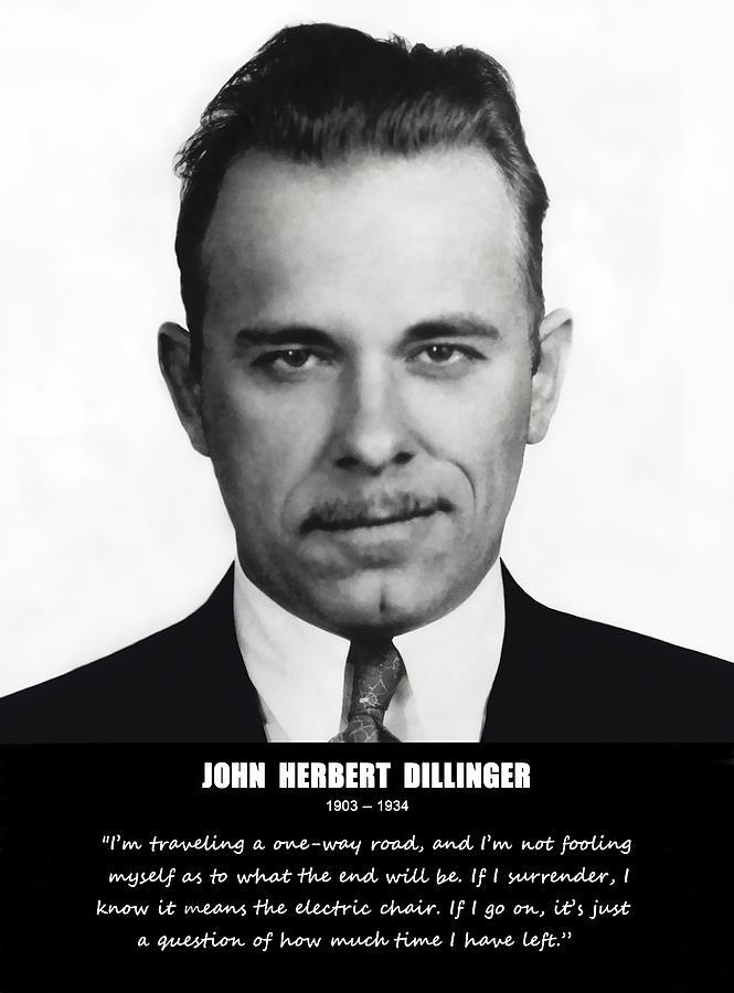 John Dillinger's quote #1